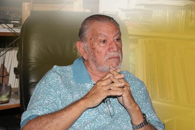 Figuras notables lamentan muerte escritor Veloz Maggiolo a causa del coronavirus
