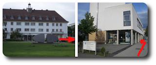 Der Ostfalia-Campus mitten in Wolfsburg