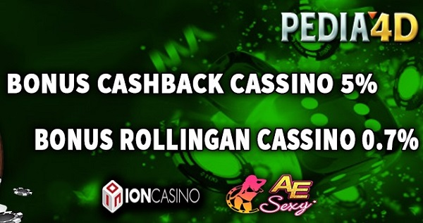 Bonus Cashback Di Pedia4D