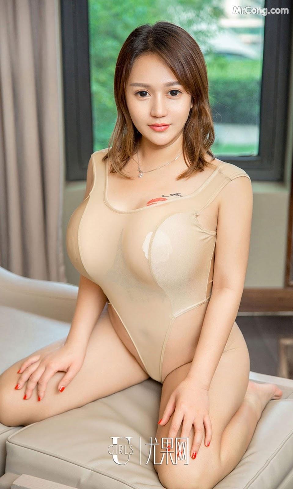 Image UGIRLS-Ai-You-Wu-App-No.913-Xiao-Meng-Meng-MrCong.com-035 in post UGIRLS – Ai You Wu App No.913: Người mẫu Xiao Meng Meng (小梦梦) (40 ảnh)