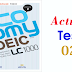 Listening Actual Test 2 Economy TOEIC Volume 2