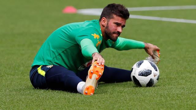 EPL: Klopp gives worrying update on goalkeeper Alisson Becker