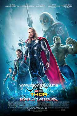 Thor Ragnarok 2017 Dual Audio Hind Movie WEB DL 720p 1GB at movies500.me