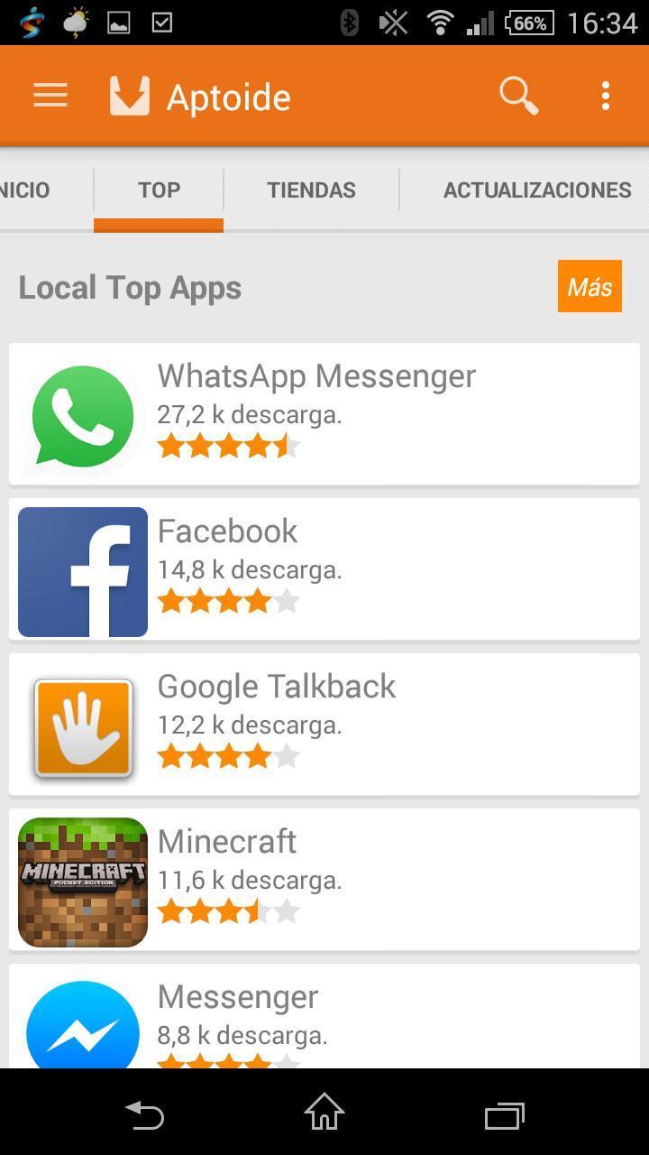 Aptoide - Giải pháp miễn phí để thay thế Google Play