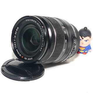 Lensa Fujinon XF 18-55mm f/2.8-4 R OIS Bekas