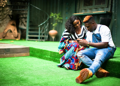 Romance With Jeff Akoh Was For Publicity - Bisola Aiyeola Confesses!