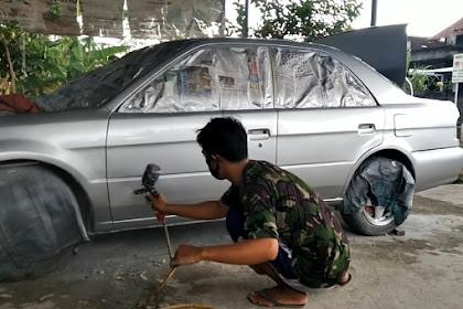 Memilih Spray Gun Yang Cocok Untuk Clear Coat