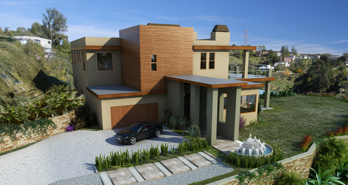 Exterior: Blog Goldman 3D Renderings: Real Estate Developers Benefit
