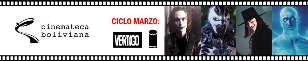 Ciclo Comics & Cine