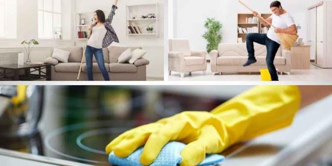 طريقة تنظيف البيت من الغبار من خلال 7 نصائح