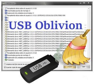 برنامج, لحذف, وتنظيف, آثار, محركات, أقراص, USB, و CD, أو DVD