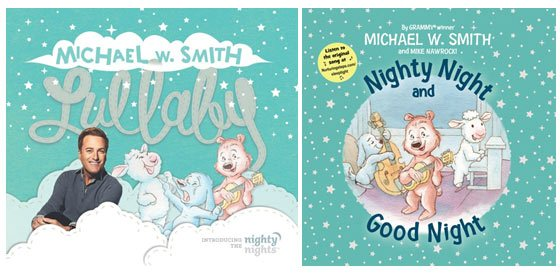 Michael W. Smith Releases First Childrens Album And Book