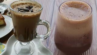evde çikolatalı nescafe soğuk kahve hazırlama - KahveKafeNet