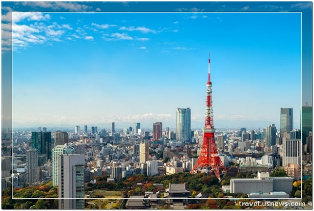 Tokyo, Japan - Top 9 Best Places to Travel in Asia At Least Once