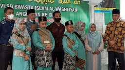 SD Swasta Islam Al Wasliyah, Lepas Angkatan IX, Kedepan Al-Wasliyah Buka SMP Tahfiz Quran