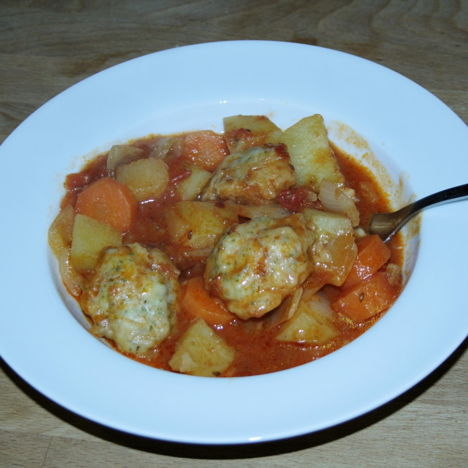 Another Sunday Girl Vegan Suppers Goulash And Dumplings
