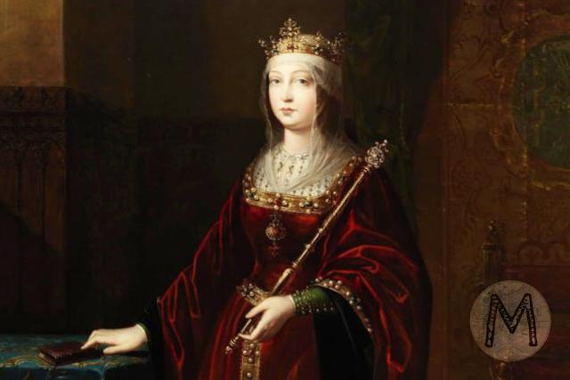 Ratu Isabella dari Kastilia Spanyol