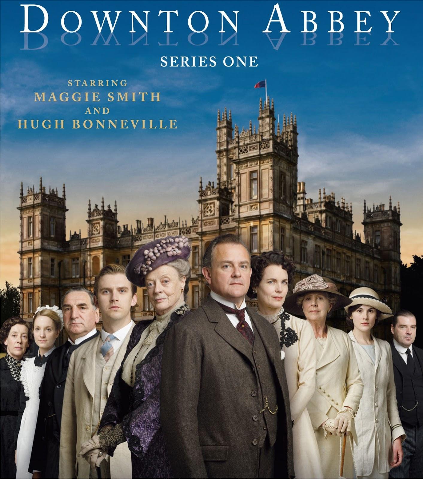 L'Alligatographe: Downton Abbey saison 1