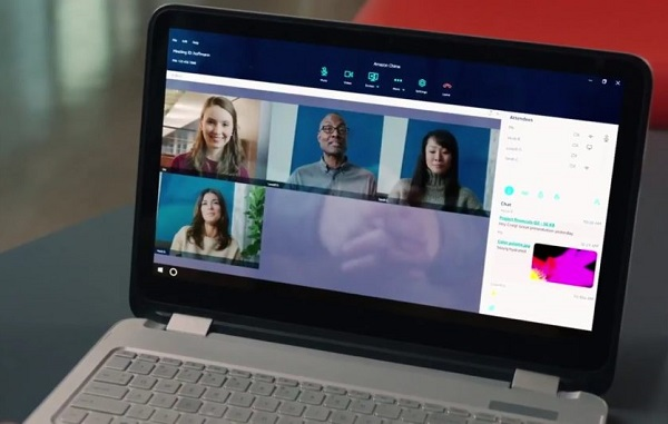Amazon Chime video conferencing app launches on Android, iOS, macOS and Windows