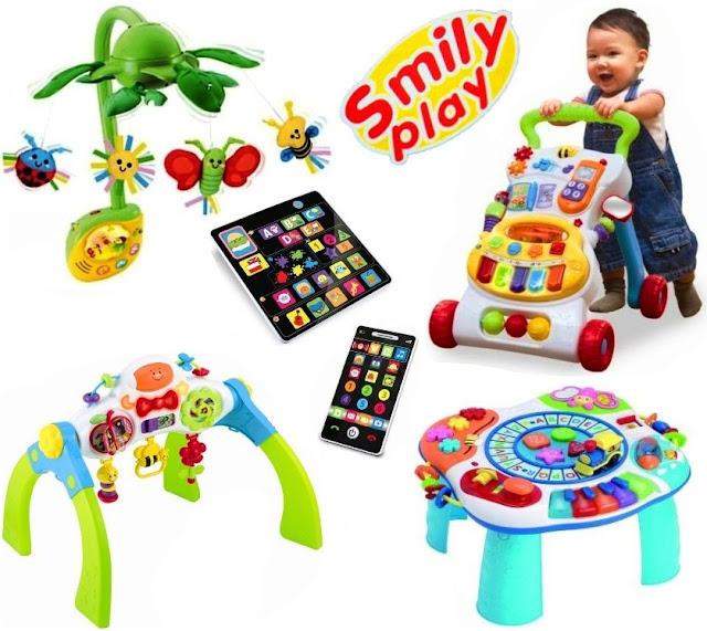 Smily Play - interaktywna zabawka,  Burek Hau Hau