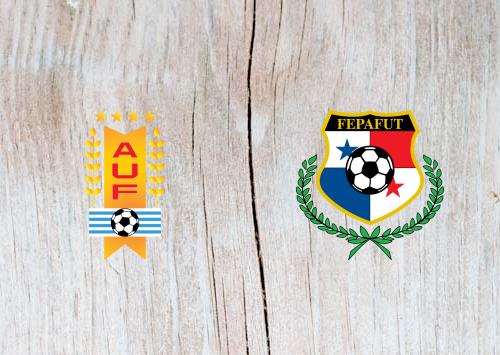 Uruguay vs Panama -Highlights 8 June 2019