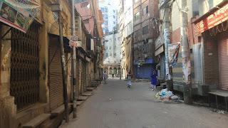Saat Rawza Mazar Road