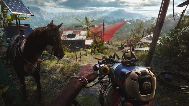"""Far Cry 6 ตั้งอยู่บนเกาะในจิตนาการชื่อ Yara """"เกาะสวรรค์เขตร้อนที่ถูกแช่แข็งให้หยุดนึ่งอยู่ในห้วงเวลา"""""""