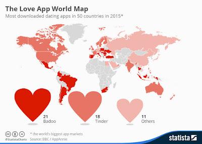 Orang Indonesia Cari Pacar Online Disini Lho