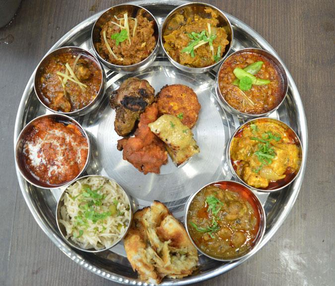 Ten Day Amritsari Food Festival At Courtyard By Marriott Begins, MP, www.prativad.com