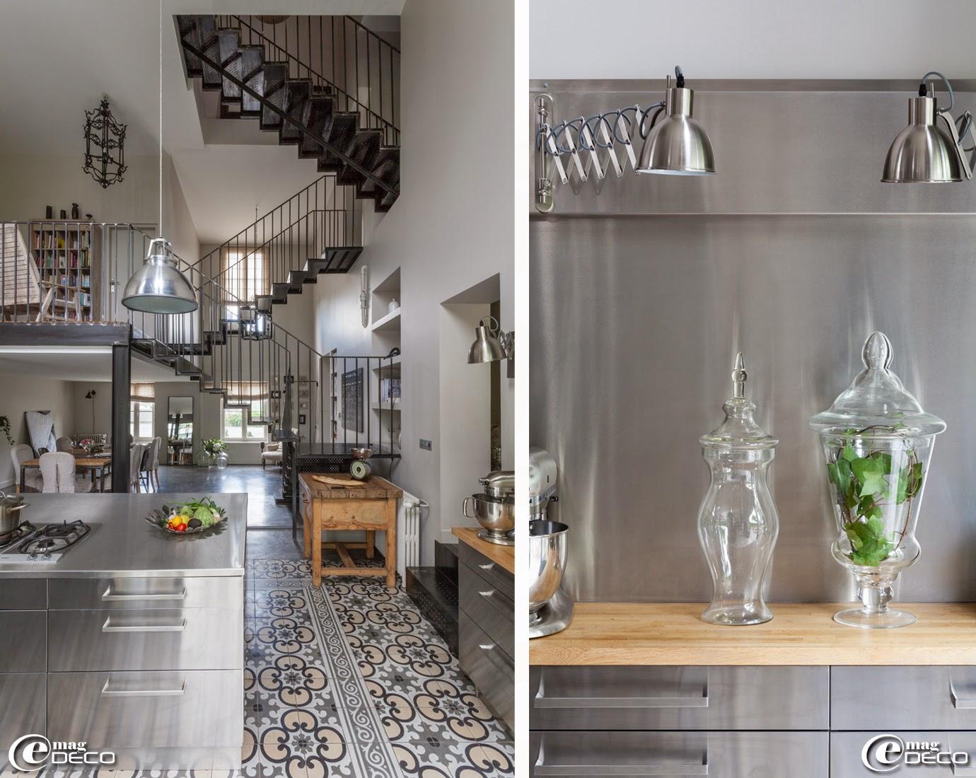 la charmille e magdeco magazine de d coration. Black Bedroom Furniture Sets. Home Design Ideas