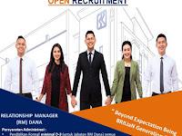 Lowongan Kerja BRI Kantor Wilayah Palembang