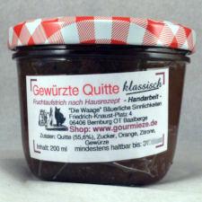 Quitten-Marmelade