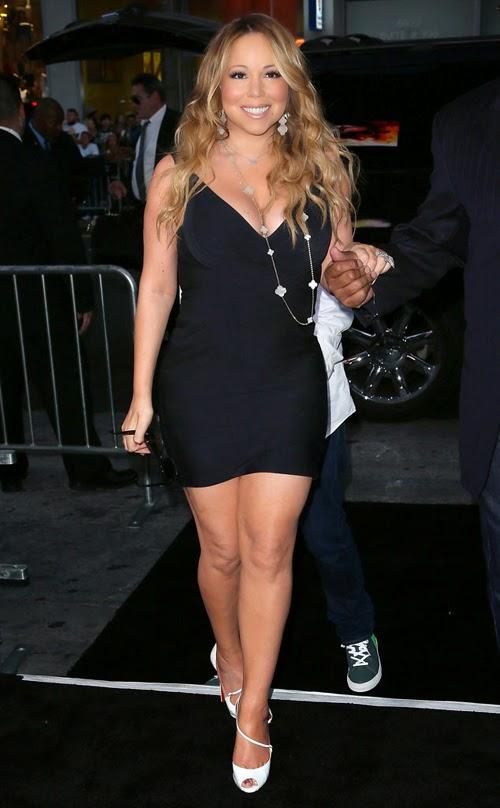 Latest Photo of Mariah Carey