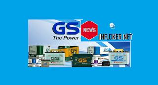Update INFO Loker PT. GS Battery Terbaru 2020 SMA SMK OPERATOR PRODUKSI