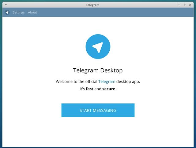 Como instalar o Telegram Desktop 0.9.28 no Ubuntu/LinuxMint/Fedora!