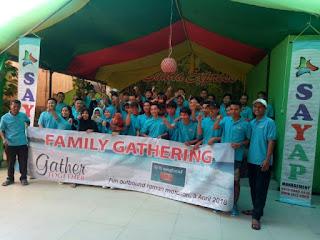 family gathering taman matahari