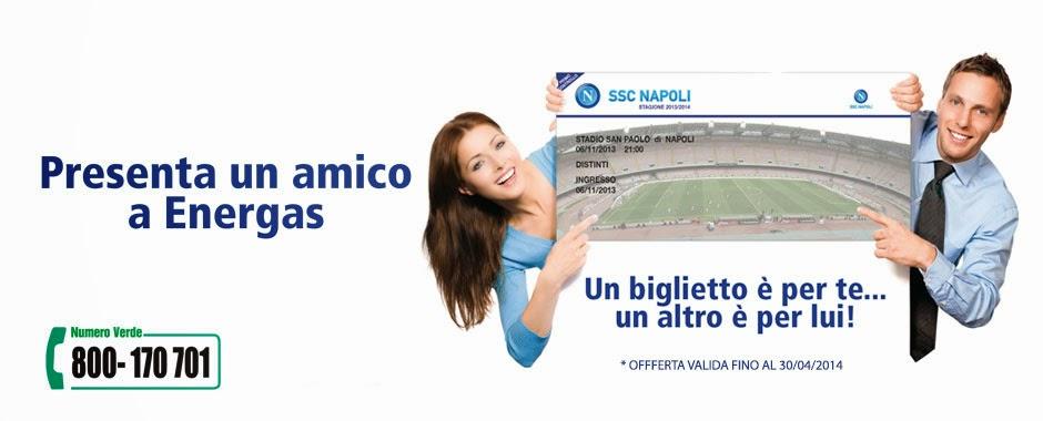 Energas Q8 pubblica il nuovo sito e ti porta allo Stadio San Paolo 22f585b046e