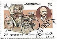Selo Peugeot Vis-à-vis