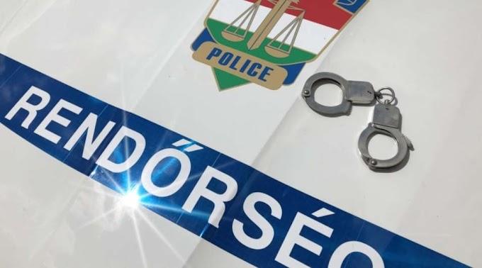 Elfogatóparancs alapján intézkedtek a rendőrök Sarkadon és Szeghalmon