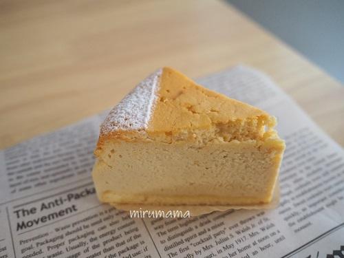 コーヒーチーズケーキ