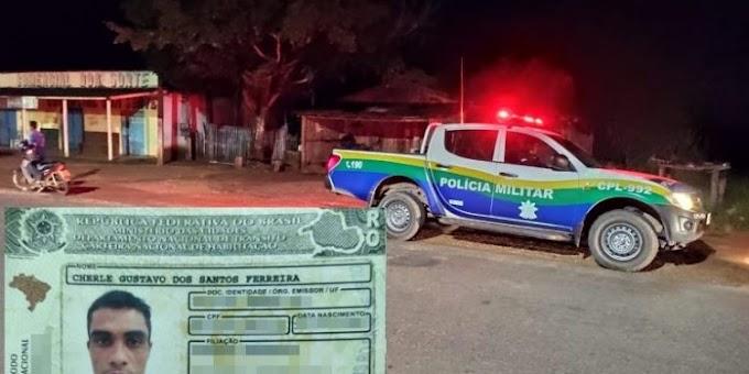 Homem leva três tiros, é socorrido, mas morre a caminho de Ji-Paraná