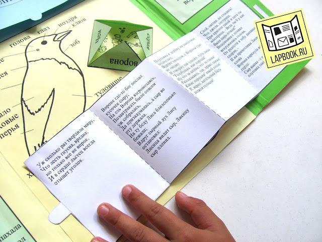 мастер класс как сделать lаpbook (лэпбук)