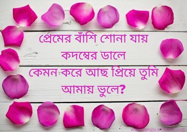 Bangla sms love Romantic / রোমান্টিক বাংলা এসএমএস