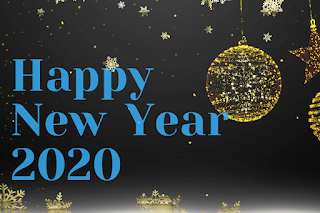 Happy New Year 2020 Best Free Wallpapers