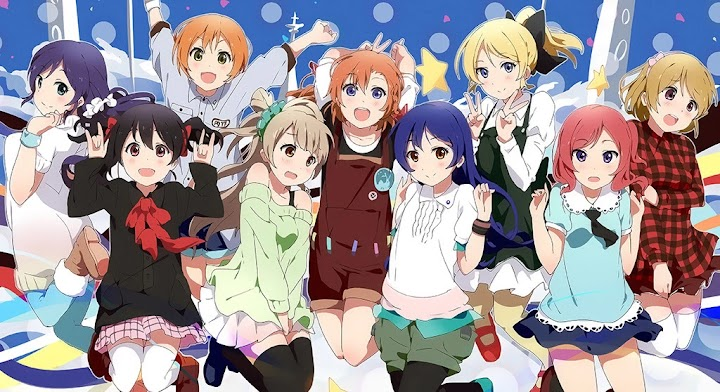 Love Live School Idol Project Season 2 Batch Subtitle Indonesia