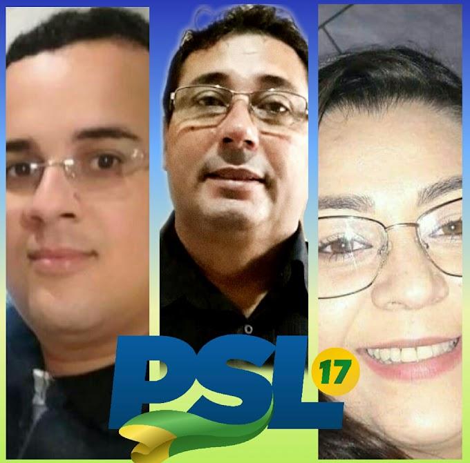 PSL Macau divulga mais dois nomes de sua nominata para o pleito eleitoral deste ano; confira.