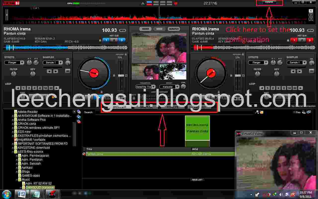virtual dj pro 7 0 5 and crack free download