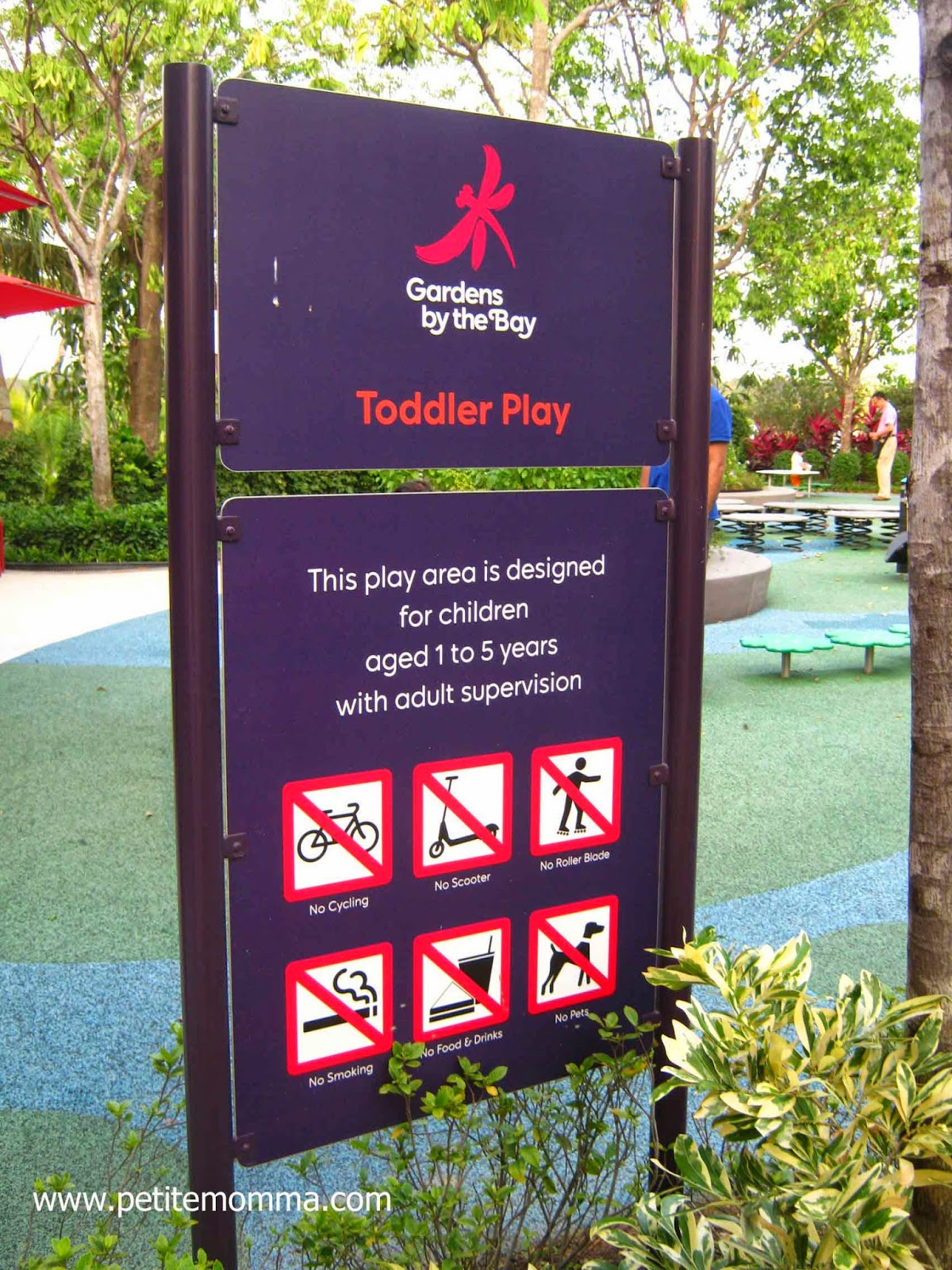Gardens by the Bay Playground