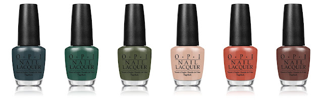 OPI Washington DC Fall 2016