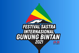 Undangan Menulis Puisi Festival Sastra Internasional Gunung Bintan (FSIGB) 2021